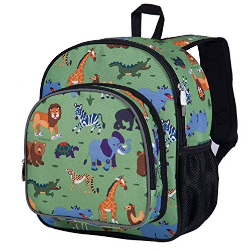 Wildkin Backpack for Toddlers, Boys and Girls Ideal for Daycare,...