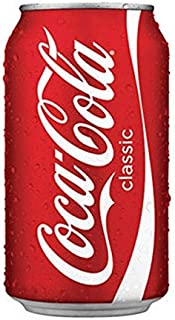 Coca-Cola Coke Soda, 12 Ounce (12 Cans)