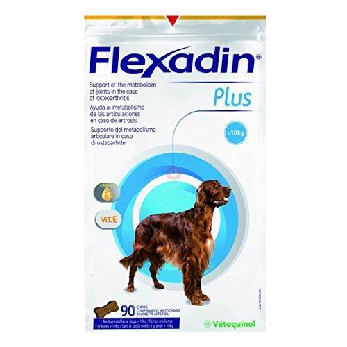 Flexadin Plus Perros Grandes Medianos 90comp
