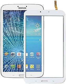 Piezas de Recambio Compatible con la cámara Trasera Samsung Galaxy S4 / I9505 para los teléfonos móviles (Color : White)