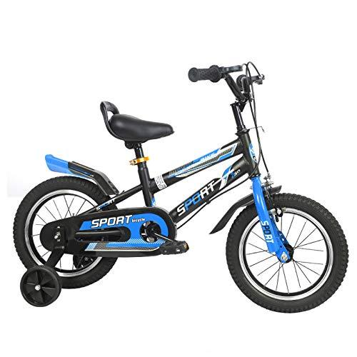 GAOLIQIN Bicicleta para Niños, para Niños Y Niñas, 12