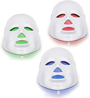 NORLANYA LED Mask Face Phototherapy Facial Skin Care Máscara LED Light for Skin Toning Wrinkle Remove