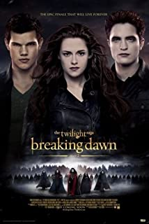 The Twilight Saga: Breaking Dawn Part 2 - Movie Poster (Regular Style with Credits) (Size: 27 inches x 39 inches)