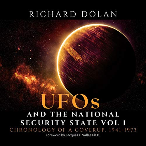 UFOs and the National Security State: Chronology of a Coverup, 1941-1973 cover art