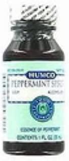 Humco Peppermint Spirits, USP 1 oz (Pack of 3)