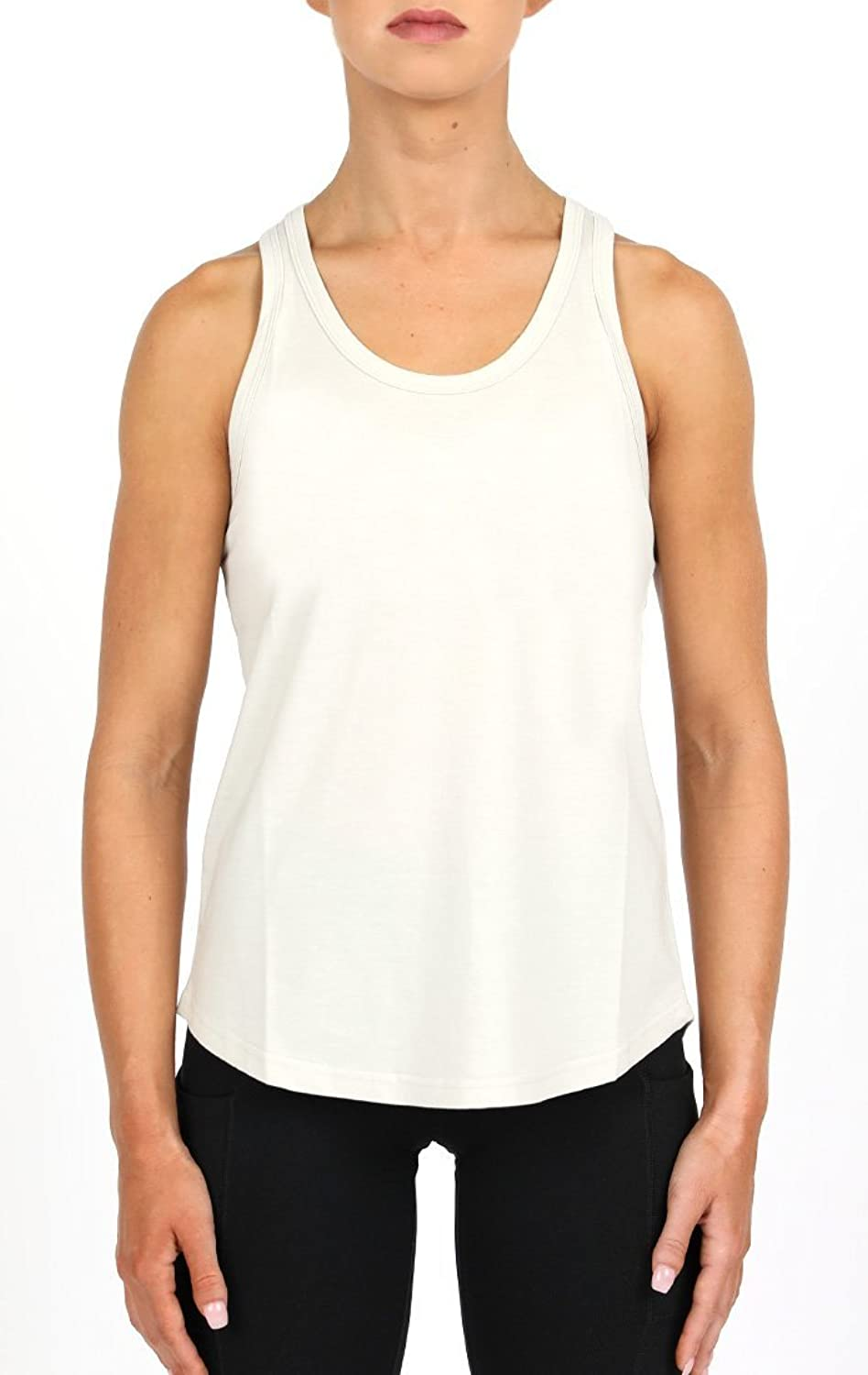 Sweat Collection TSC Tie Up Tank  Chalk Grey