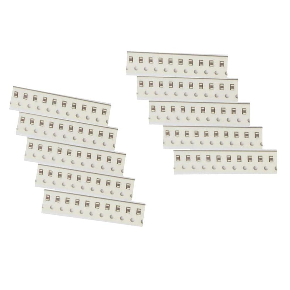 荒らす促す決定する100点セット チップコンデンサ 105K 1UF 0805 SMDコンデンサ 電子DIYキット