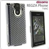 [docomo REGZA Phone T-01C専用]ダイアスキン ソフトケース(クリア)(-)