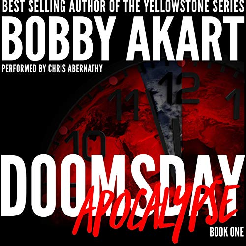 Doomsday: Apocalypse: A Post-Apocalyptic Survival Thriller  audiobook cover art
