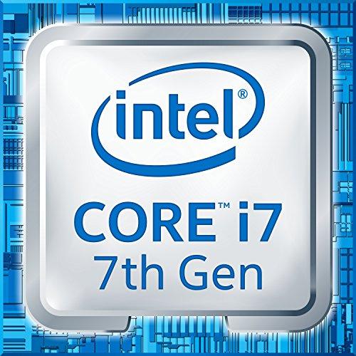 Intel BX80677I77700K Processore Intel Core i7 7700K, Socket LGA1151, Quad Core, 8 Thread, 4.2GHz, 4.5GHz Turbo, 8 MB Cache, 1150MHz GPU, 91W, Argento