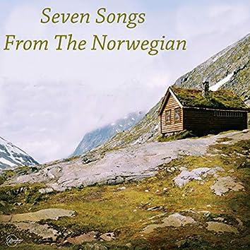 Delius: Seven Songs From The Norwegian