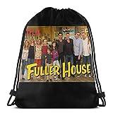 Ady Fuller House Cast Merch Drawstring Bags Gym Bag