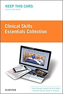 elsevier clinical skills essentials collection
