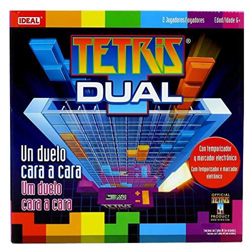 Eleven Force Tetris Dual Electrónico (10896), Multicolor