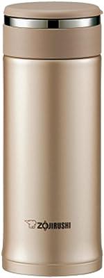 象印 ( ZOJIRUSHI ) 水筒 直飲み ステンレスマグ 360ml シナモンゴールド SM-JD36-NL