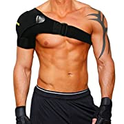 1, PRESSURE PAD FOR ICE OR HOT: If you address your shoulder tendonitis early enough, you can follow on your own are: Rest, Ice and Posture. We design a pressure pad for ice pack, and detail is in the Users Manual (NOTE: not include ice pack) 2, STRO...