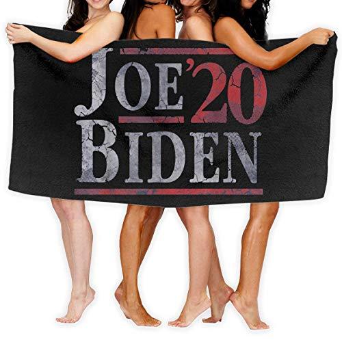 Joe Biden 2020 - Bañera supersuave y altamente absorbente (80 x 130 cm)