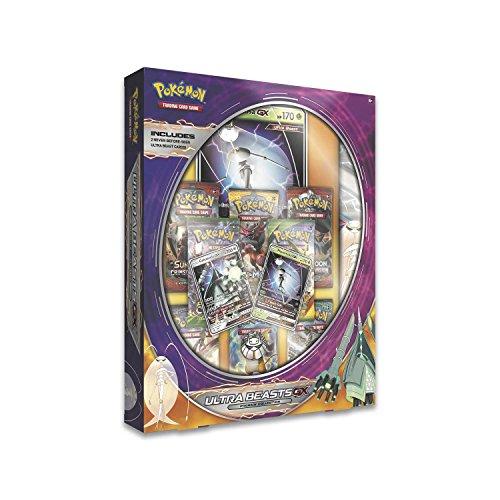 Pokemon Ultra Beasts Gx Premium Collection Featuring Pheromosa & Celesteela