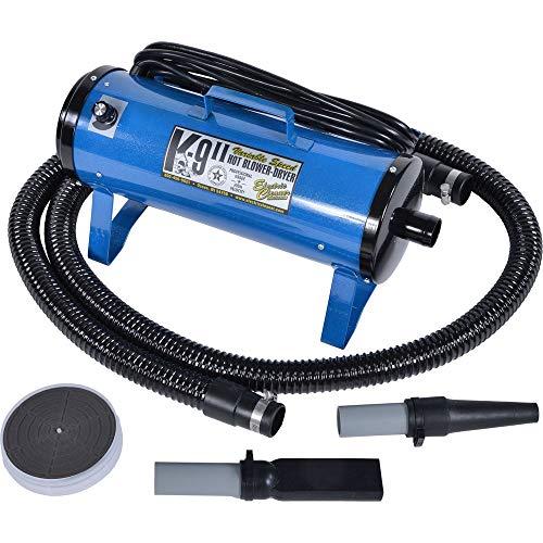 K-9 II Variable Speed Dog/Pet Grooming Dryer (Blue)