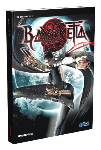 Bayonetta Official Game Guide