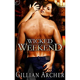 Wicked Weekend audiobook cover art