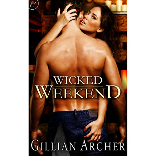 Wicked Weekend audiobook cover art