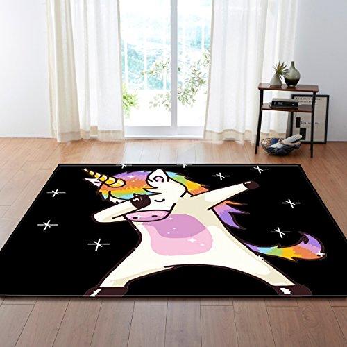 Creative Light- Tapis MultiWare/Anti-Skid/Soft Pile Chambre d'enfants Salon Chambre Étude Tapis Intérieur Tapis de Jeu pour Enfants (Couleur : #1, Taille : 150x200cm)