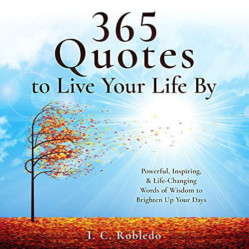 Bargain Audio Book - 365 Quotes to Live Your Life By