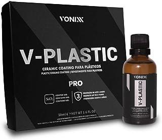 Vitrificador para Revestimento Plastico V-plastic 50ml Vonixx