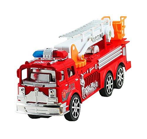 Black Temptation Garçons Jouets Enfants Cadeaux Véhicules de Construction Simulation Pompiers