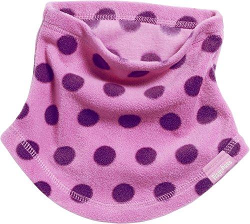Playshoes Fleece-Schlupfmütze Punkte Echarpe, Violet (Lilas), Taille Unique Mixte Enfant