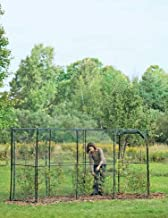 Gardener's Supply Company Crop Cage, 4 x 12 Plant Protection Tent