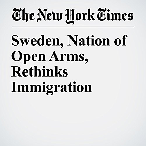 Sweden, Nation of Open Arms, Rethinks Immigration copertina