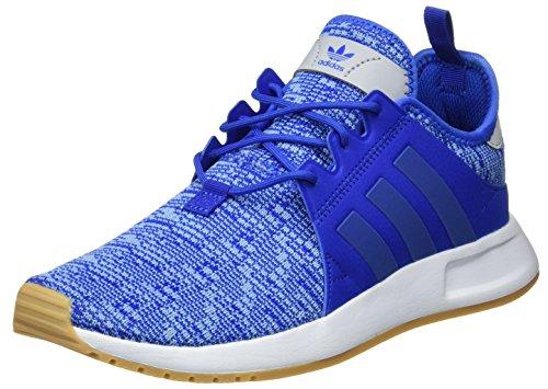 adidas Herren X_PLR Fitnessschuhe, Blau (Azul / Gum3 000), 45 1/3 EU
