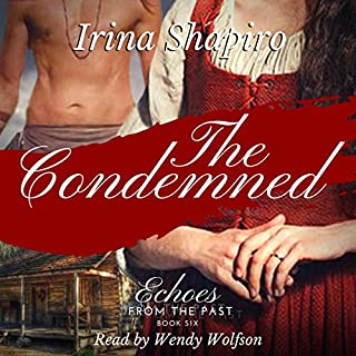 The Condemned audiobook cover art