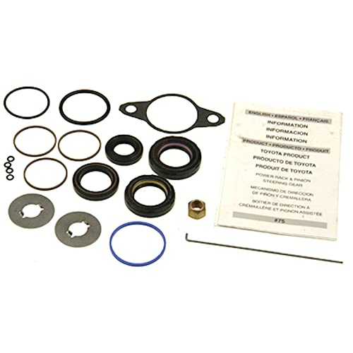 Edelmann 8790 Power Steering Rack and Pinion Seal Kit