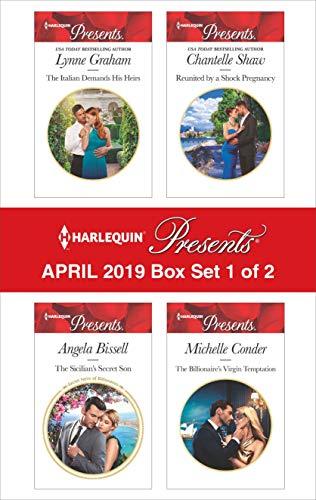 Harlequin Presents - April 2019 - Box Set 1 of 2: An Anthology (English Edition)