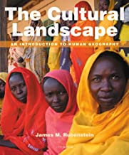 The Cultural Landscape: An Introduction to Human Geography Plus Mastering Geography with eText -- Access Card Package (11th Edition)