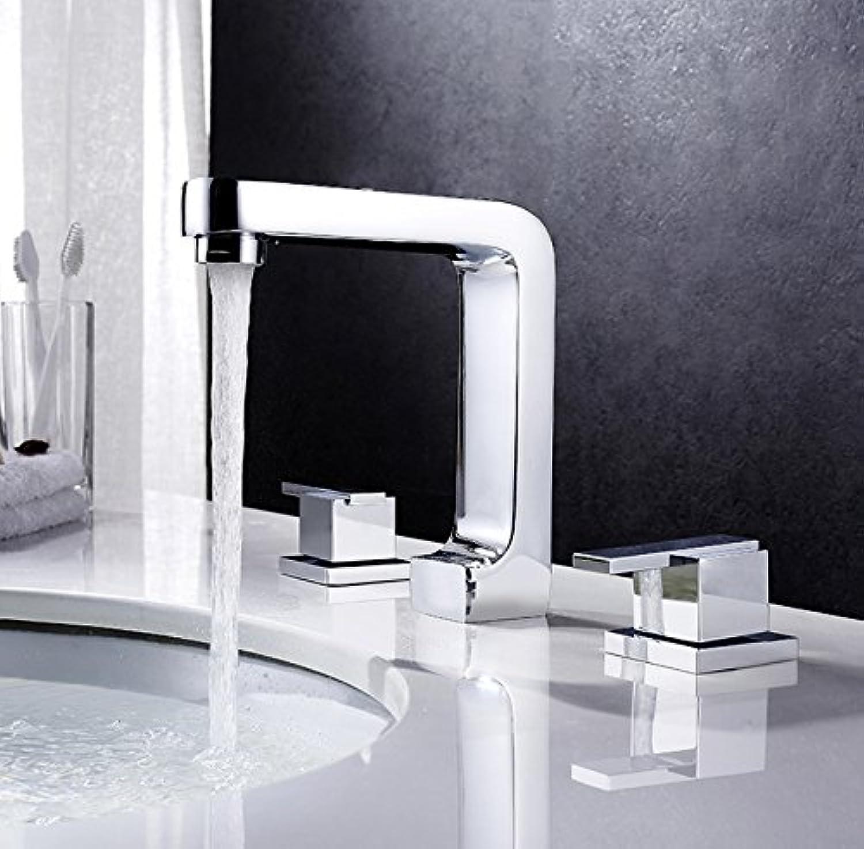 Maifeini Bathtub Faucet Bathroom?3?Kit Mixer?8?In A Wide Range Of Spout Bathroom Basin Mixer?3?Hole