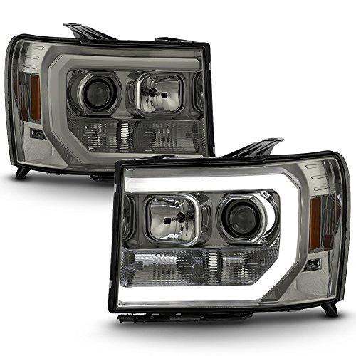 07 gmc headlights - 4