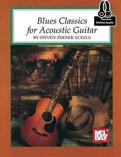 classic acoustic blues