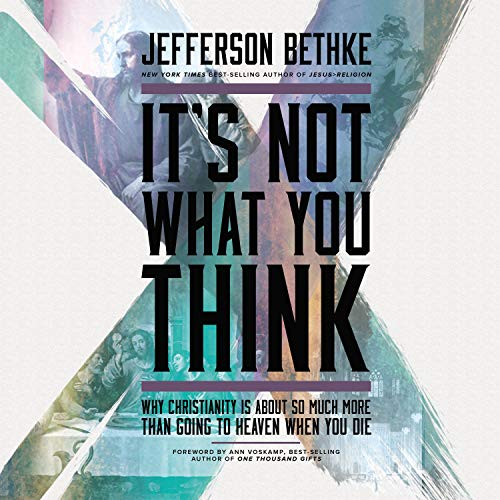 It's Not What You Think cover art
