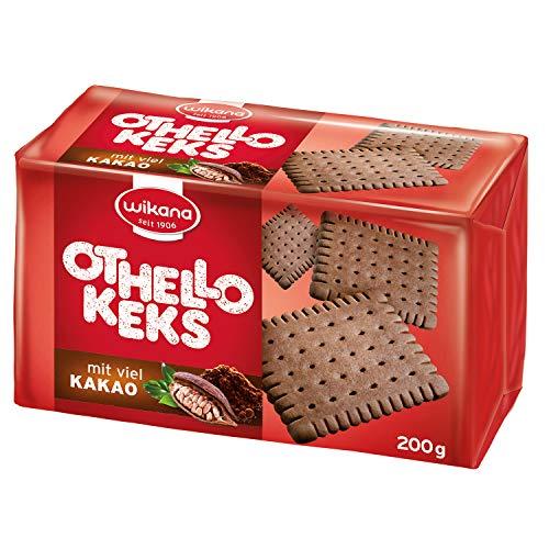 Othello Keks Wikana - nostalgische DDR Kultprodukte - DDR Produkte