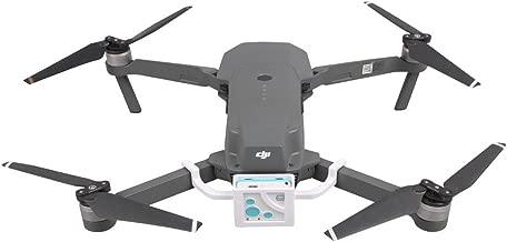 Darkhorse RF-V16 GPS Tracker Fixed Bracket Tracer Holder Mount Drone Locator Support for DJI MAVIC PRO - White