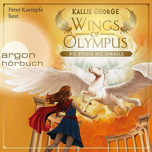 Wings of Olympus - Die Pferde des Himmels Titelbild