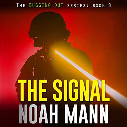 The Signal audiobook cover art