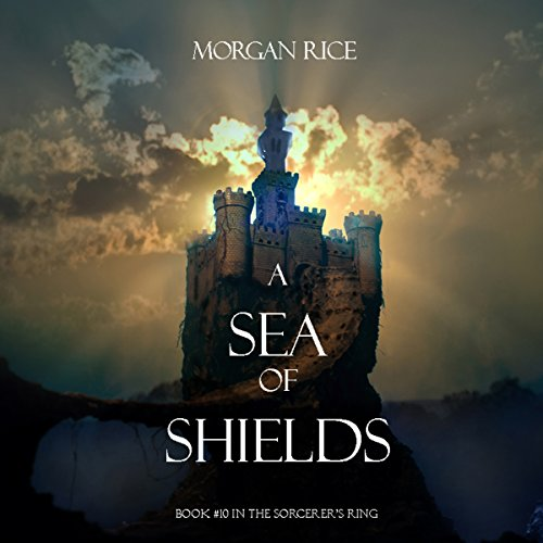 A Sea of Shields audiobook cover art