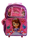 Trolley cartable PRINCESSE SOFIA DISNEY sac a roulettes grand modele 40cm x 30cm
