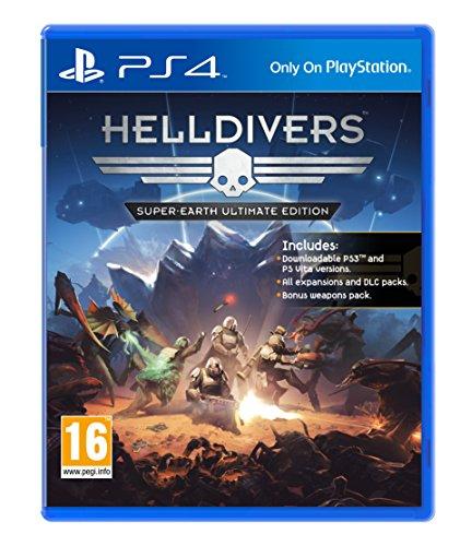 Helldivers Super-Earth Ultimate Edition [Importación Inglesa]