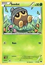 Pokemon - Seedot (4/122) - XY Breakpoint